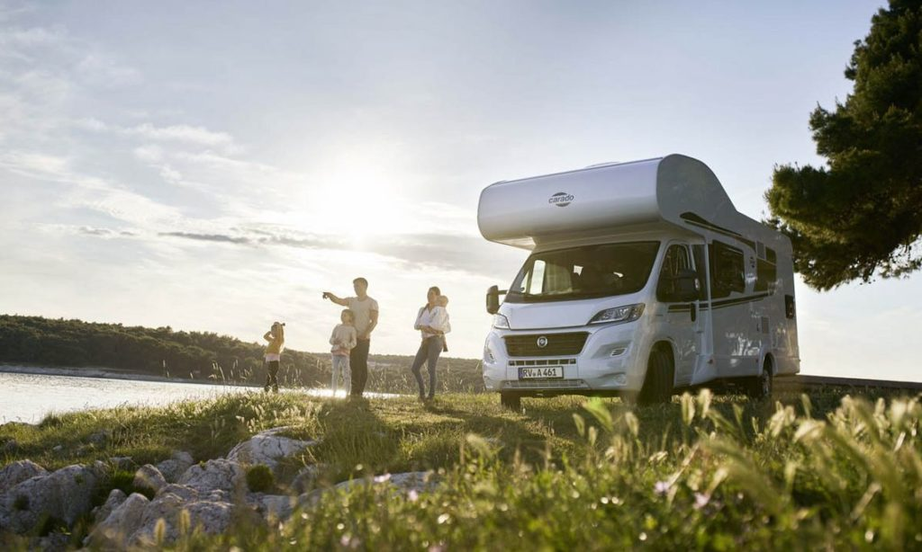 Rent easy motorhome hire