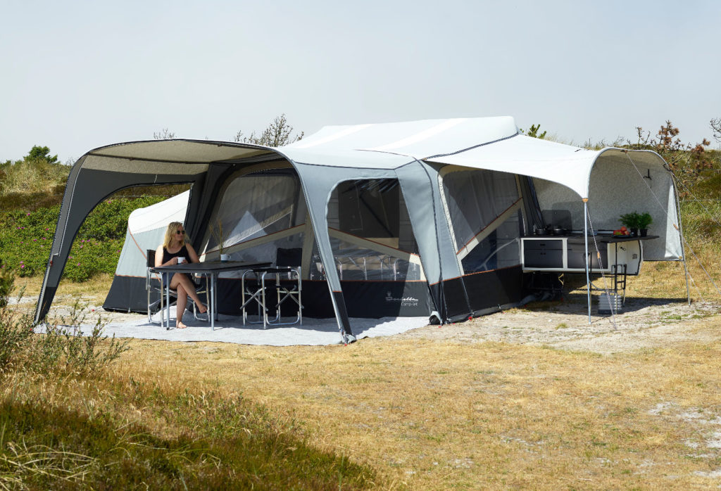 Isabella Camp-Let Passion trailer tent