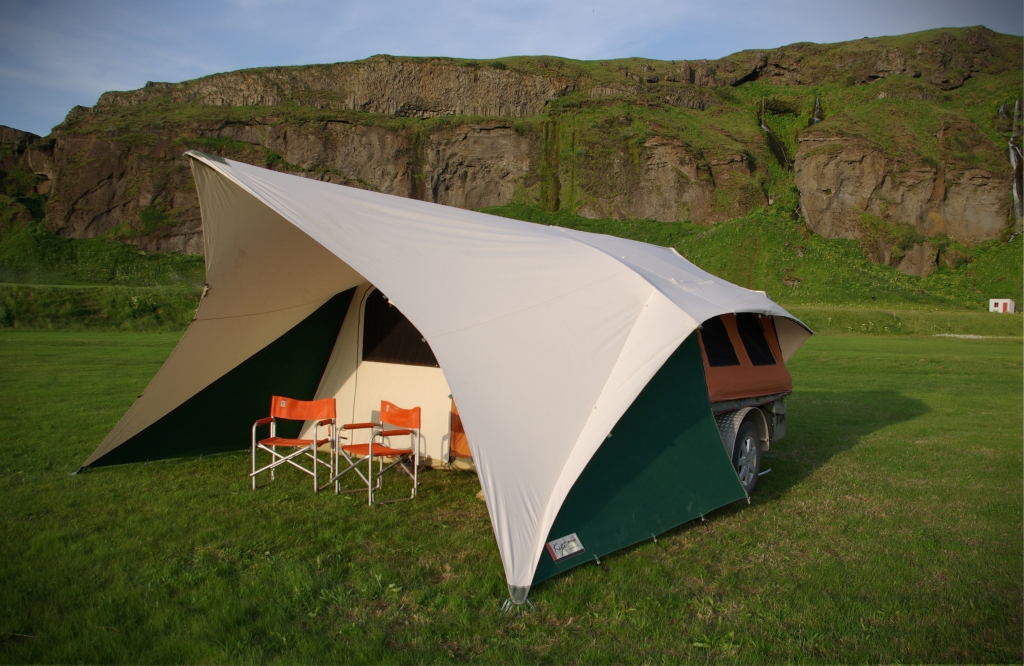 Holtkamper Kyte WindForce trailer tent