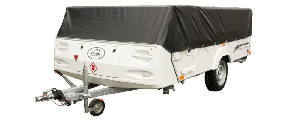 Pennine Conway Countryman trailer tent